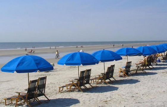Shipyard Beach - Hilton Head