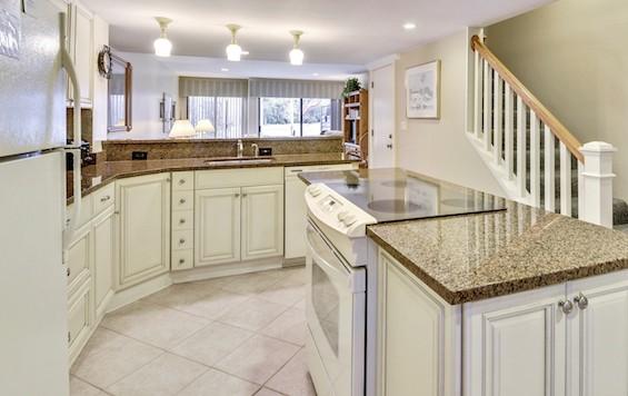Custom Open Design Kitchen